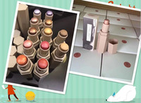 Wholesale Waterproof Matches Wholesale - free shipping DHL ! new makeup Fenty Beauty by Rihanna Match Stix Trio Longwear highlighters stick 12 colors Concealer