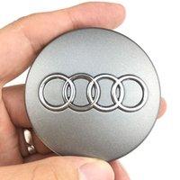Wholesale Abs Audi A4 - Audi A3 A4 S4 A6 S6 A8 Tt Hub Wheel Center Cap Caps 4B0601170 D:60MM Rim