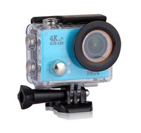 Wholesale video camera 4k - 4K high definition waterproofing DV aerial motion camera WIFI diving,Action Video Cameras,1080P HD video DV aerial FPV waterproof,photo