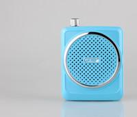 Wholesale Megaphone Speakers - Portable Digital professional megaphone voice Amplifier Speaker with New fashionable design for conference,meeting,exhibition show,coach etc