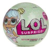 Wholesale Little Figures Wholesale - L.O.L Little Outrageous Littles Surprise! Doll Series 2- set of 4 pack
