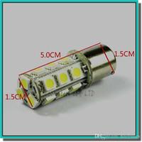 Wholesale 12vdc Car Light - High quality 5050 12VDC 1156 1157 BA15S car led rear lights Reverse Lights Rear Turn Signal (free shipping 10pcs lot)