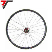 Wholesale Mtb Wheelset 29er - TRIPS carbon 29er wheels 30mm width China 29inch MTB bicycle wheels carbon hookless Wheelset mountain bike carbon disc wheel QR