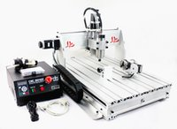 Wholesale Rotational Axis - Newest CNC 6040Z-S65J Router 4axis Engraver Engraving Drilling and Milling Machine,it can be upgraded to be installed a rotational axis