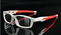 Wholesale Red Frame Safety Glasses - Hot sale Crosslink OX8029 OX8027 Best quality Frames protective glasses sports safety goggles for men women,free shipping