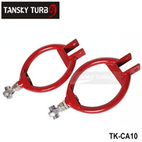 Wholesale S13 Control Arms - TANSKY - REAR UPPER CAMBER CONTROL ARMS FOR NISSAN 240SX S13 1989 - 1994 (Color Is red) TK-CA10
