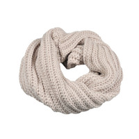 Wholesale Chunky Rings Women - 20Pcs Lot Unisex Women scarf Collar Thick Chunky Hand Knitted Fashion Winter Warm Candy Color Infinity Loop Scarf 32*22cm Free Shipping