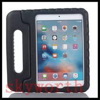 EVA Handle Children Противоударный чехол для Apple ipad 2 3 4 6 mini 4 Ipad air 2 Samsung Galaxy tab 4 A S