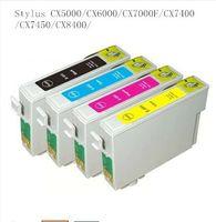 ingrosso cartuccia d'inchiostro della stampante epson-89/71 T0711-T0714 cartuccia d'inchiostro compatibile T0715 per stampante EPSON Stylus SX215 / SX218 / SX400 / SX405 / SX405WiFi / SX410 / SX415 / SX510W