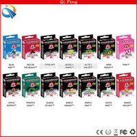Others Others Others Wholesale-1000pcs lot smoking hookah pen cartridges 14 flavors disposable cartridges for starbuzz hookah e hose electronic cigarette china