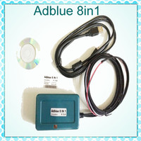 Wholesale Mercedes Module - Adblue 8in1 Remove Tool Adblue Emulator 8 in 1 V3.0 version Module for Truck Mercedes MAN Scania Iveco DAF Volvo Renault and Ford