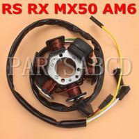 ingrosso aprilia rs-All'ingrosso- PARTSABCD Aprilia RS50 RX50 MX50 RS RX MX 50 AM6 Tuono Generator Statore Piastra alternatore