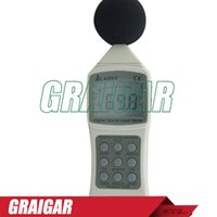 Level Meter AZ8922 Digital Sound fonometro audio portatile tester rumore misuratore di decibel