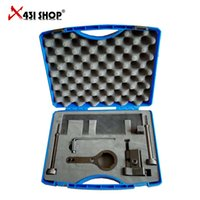Wholesale Bmw Timing - New Arrival 1set Timing Tool Camshaft Alignment Kit For BMW S63 BENZBAOWO Diagnostic Tools Best Quality