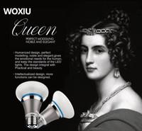 Wholesale Noble Models - WOXIU queen majestic Bulb prefect modeling noble and elegant Nozzle Lamp 5W 9W 12W 18W 25Watt 100-265V Light Fits All Models