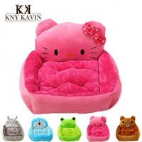 Wholesale Dog Beds Fashion Pets House Cartoon Style Puppy Dogs Beds For Small Pets Cats House Hot Sales HP349