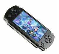 """Wholesale Wholesale Arcade Buttons - Game Player Video Game Console 4.3"""" Big Screen REAL 8GB With Camera Built -in 3000 Games 5 color Crystal Button 5PCS POMOTION ENDING SOON"""