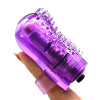 Wholesale Tingly Finger Sex Toy - Fantastic Finger Tingly Waterproof Clitoral Stimulator Vibrators, Great Erotic Sex Toys, Audlt Products