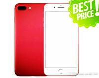 "Wholesale Iphones Mobile Phones - 2017 Goophone i7 Plus Octa Core 1GB RAM 16GB ROM 5.5"" IPS 1920*1080 13.0MP Camera GPS mobile phone"