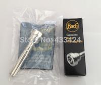 bocais de trompete do bach venda por atacado-Original Bach 351 Série Trompete Bocal 3C prateado