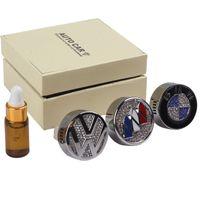 Wholesale Diffuser Kit - Auto mark Car Perfume car Vent Air Freshener For Car Auto kit outlet Perfume Diffuser