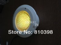 Wholesale Led Par56 Remote - Fedex Free Shipping 2PCS A lot 24w 351pcs led IP68 Embedded Recessed PAR56 LED Swimming Pool Light RGB with Remote