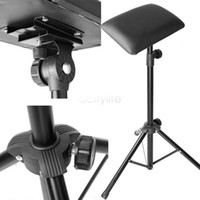 Wholesale Height Stand - Wholesale-Hot Sales Bracket Armrest Stand Adjustable Height Holder Tattoo Tripod Machine Supplies Accesories With Sponge Fashion 54
