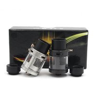 Wholesale Ring Force - Original Air Force One RDA Rebuildable Dripping Atomizer with Wide Bore Drip Tips Top AFC Ring Vaporizer Fit Tugboat V2 Box Mod Kit DHL Free