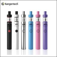 Wholesale Online Metals Store - Kanger Online Store! 100% Original Kangertech Subvod Starter Kit with 1300mAh Subvod Battery and Top Filling SSOCC Coils Toptank Nano Tank