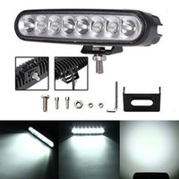 Wholesale Cooler Atv - 40W Offroad LED Light Bar Combo Beam For Car ATV SUV Boat Yacht Motorcycle Bumper LED Lamp 4X4 4WD AWD Truck 12v 24v Drive Style