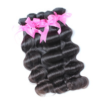 10pcs / lot Factory Cheap Wholesale Mongolian Unprocessed Remi Hair Greatremy 100% Unprocessed Cabelo Humano Weave Ondulado Indian Hair Extensions