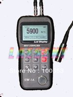 Wholesale UM A Digital Ultrasonic Thickness Gauge UM1A via DHL FEDEX UPS TNT EMS