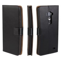 Wholesale Optimus G Covers Stand - LG G Flex D958 F340  Flex 2 H959  Optimus L4 II Plain Weave Pattern Flip PU Wallet Leather Case Cover With Credit Card Slots Stand