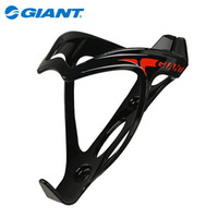 Wholesale Giant Bottle Cages - GIANT Ultralight Bicycle Water Bottle Holder Bike Bottle Cages Holding Cage Bicycle Accessories Cycling Bottle Rack 4 Colors