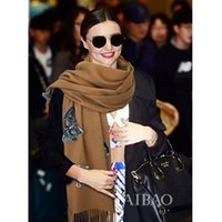 Wholesale Plaid Silk Neck Scarf - Fashion Wool Winter Scarf Women Scarf Plaid Thick Brand Shawls and Scarves for Women Imitation cashmere Neck Warmer