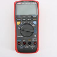 Wholesale Multimeter Capacitor - UNI-T UT533 Portable Handheld Digital Insulation Resistance Multimeters Digital Multimeter Capacitor Volt Ohm Ammeter Insulation tester