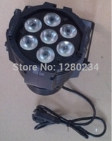 Wholesale-china billige dj Lichter 7pcs * 10W 4 IN 1 RGBW LED Par-Licht für KTV Disco