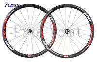 Wholesale race wheelset - 2016 FFWD F4R paint 700c 38mm full carbon fiber road bike wheels bicycle bicicleta racing Wheelset riml F5R F6R