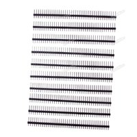 Wholesale Pin Header Male Female - Wholesale-Trustmart Perfectly! 10pcs 40 Pin 1x40 2.54 breakable pin header Single Row Male Female Header Strip Salable!