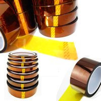 Wholesale Wholesale Thermal Tape - Wholesale-12mm*33m*0.06mm Heat Resistant Tape for Sublimation Transfer Thermal Tape