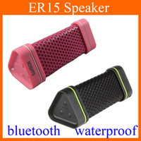 Wholesale Shockproof Computer - EARSON ER151 Wireless Bluetooth Speaker Mini Waterproof Dustproof Shockproof Home Outdoor Stereo Super Bass Free Shipping MIS060