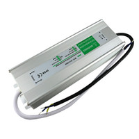 Wholesale 24v High Power Led - High Quality 12V 24V 60W 80W 100W AC110V 220V LED Driver Power Supply Waterproof Outdoor IP68 free shipping by Fedex or DHL