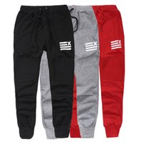 Wholesale hip hop baggy sweatpants - Wholesale-HII-31 2015 Biker Joggers Skinny Sweatpants Baggy pants men Hip hop harem pants Homens Sport Jogging