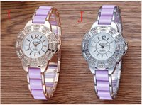 Wholesale Alloy Table - (In stock)HOT Famous Brand Watches Women Casual Designer Wrist Watch Ladies Fashion Luxury Quartz Watch Table Clock Reloj Mujer Orologio