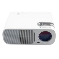 Wholesale US Stock BL HD P Mini projectors Home Cinema Theater quot inch LCD x480 D Portable Projector