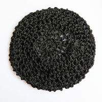 Wholesale Net Wigs - Promotion Fishnet Wig Cap Women Hair Net for Sleeping Nice Sleep Cap Snood Cover Hair Net Snood Wig Cap Soft Hair Net