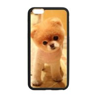 """Wholesale Cutest Iphone 4s Cases - The World's Cutest Dog - Boo customized fashion design for iphone 6 case 4.7"""" plus 5.5"""" for iphone 4 4s 5 5s 5c cover back case"""