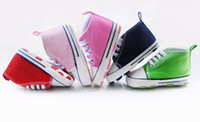 Wholesale sport first walkers for sale - Good Quality Baby Fashion Shoes Kids Very soft sole shoes Newborn sports Shoes Baby First Walkers Shoes