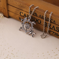 2015 New Arrival A Game of Thrones Jóias A Song of Ice and Fire Colar Eagle, lobo, Veado, Dragão, Compass