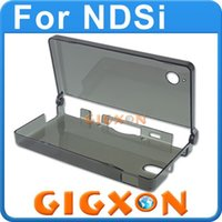 Wholesale Dsi Covers - Wholesale-Clear Crystal Hard Case Cover for Nintendo DSi NDSi